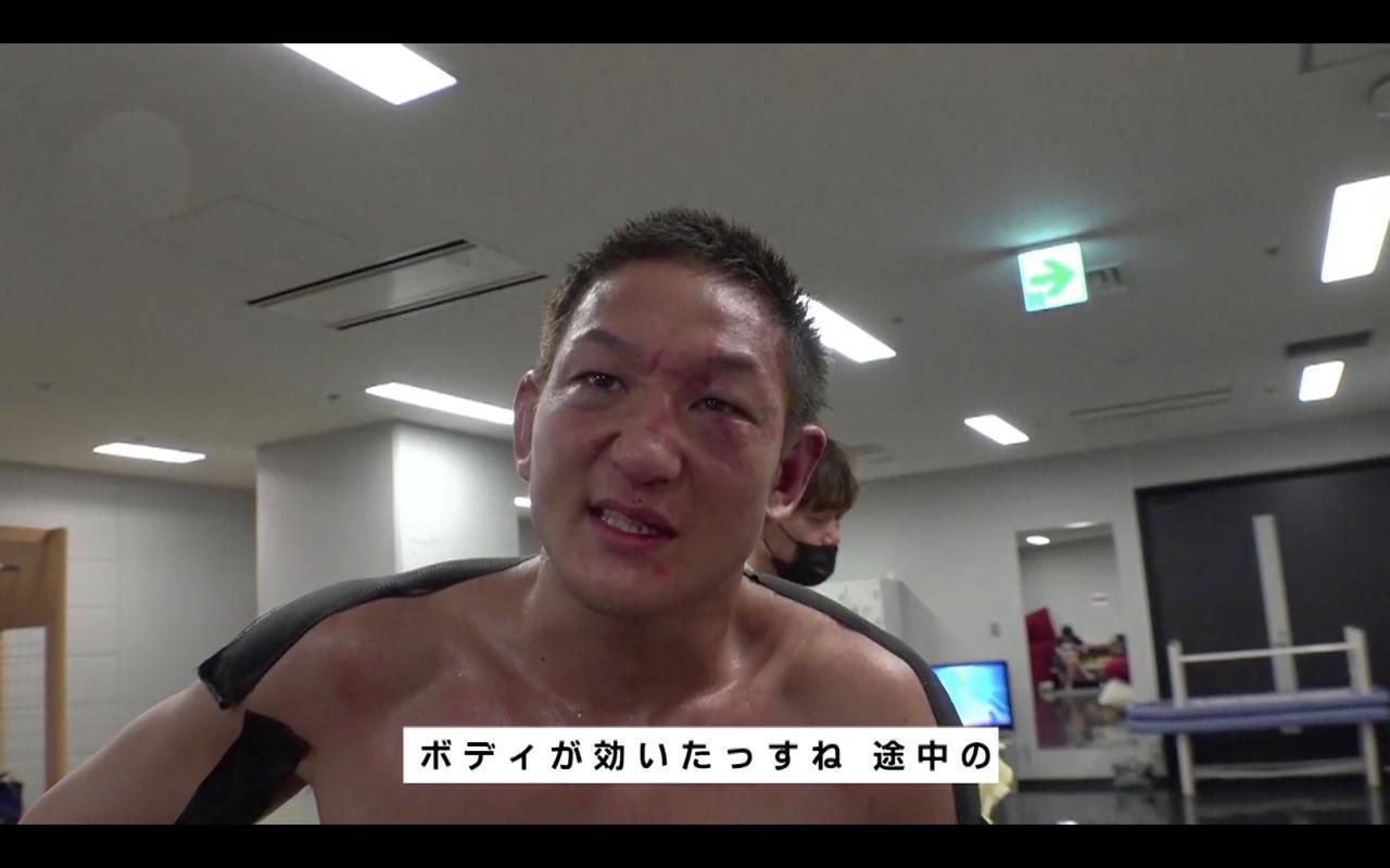 画像13: 浜崎vs.藤野、太田vs.久保など、激闘の舞台裏を収録!RIZIN CONFESSIONS #81 配信開始!