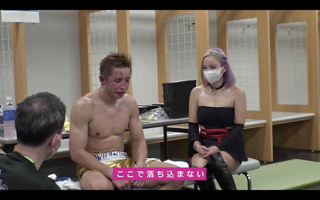 画像4: 浜崎vs.藤野、太田vs.久保など、激闘の舞台裏を収録!RIZIN CONFESSIONS #81 配信開始!