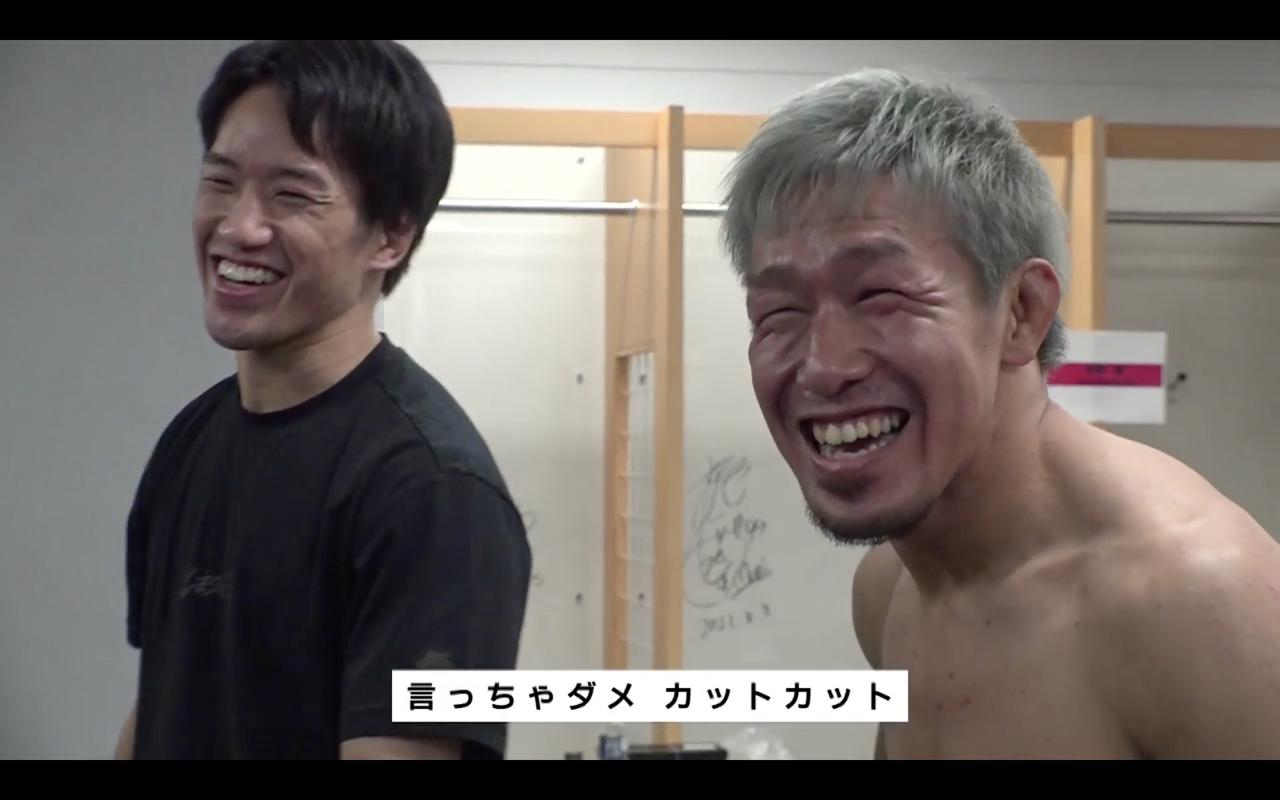 画像8: 浜崎vs.藤野、太田vs.久保など、激闘の舞台裏を収録!RIZIN CONFESSIONS #81 配信開始!