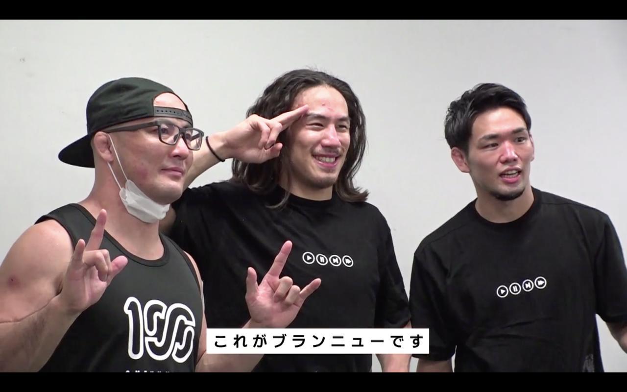 画像18: 浜崎vs.藤野、太田vs.久保など、激闘の舞台裏を収録!RIZIN CONFESSIONS #81 配信開始!