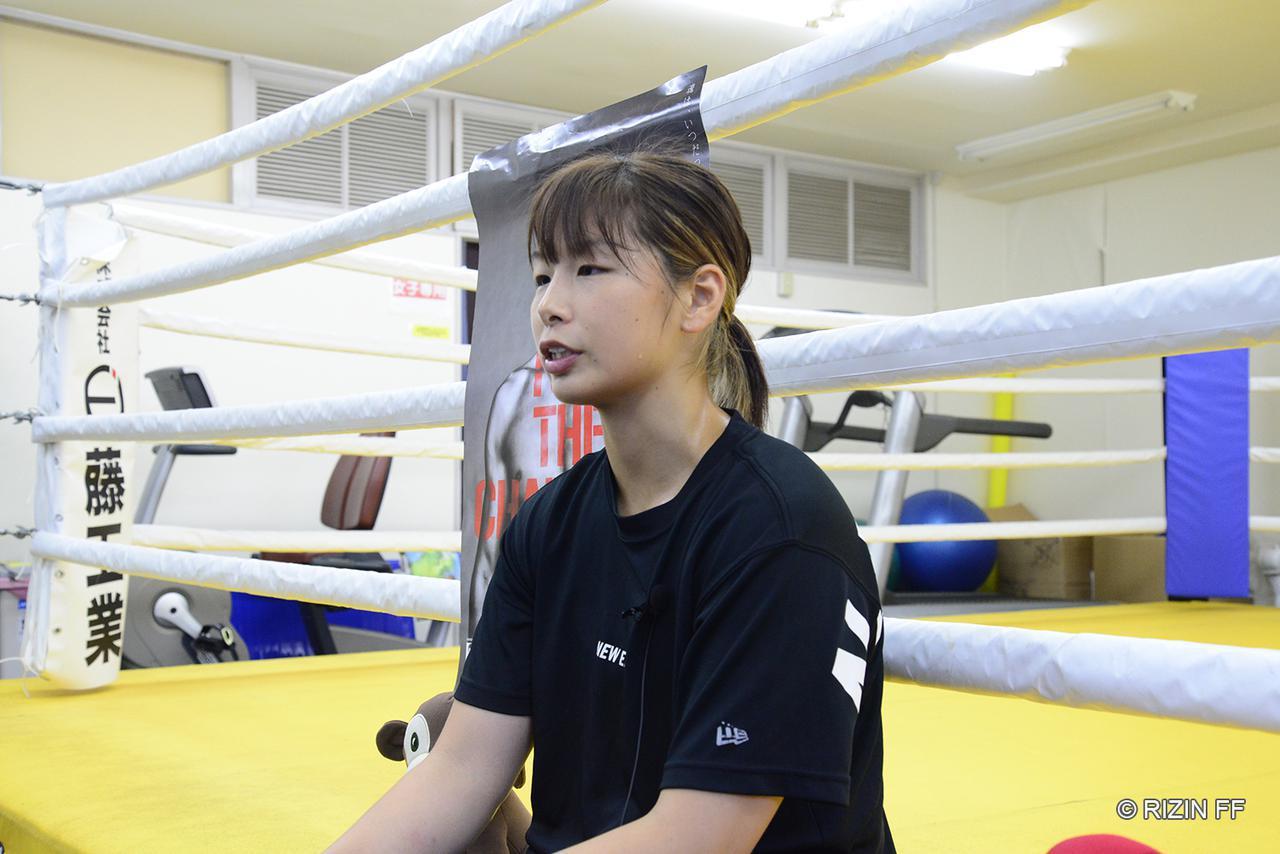 画像: 浅倉「理想は3Rフルで闘わず、KOか一本で勝つ」