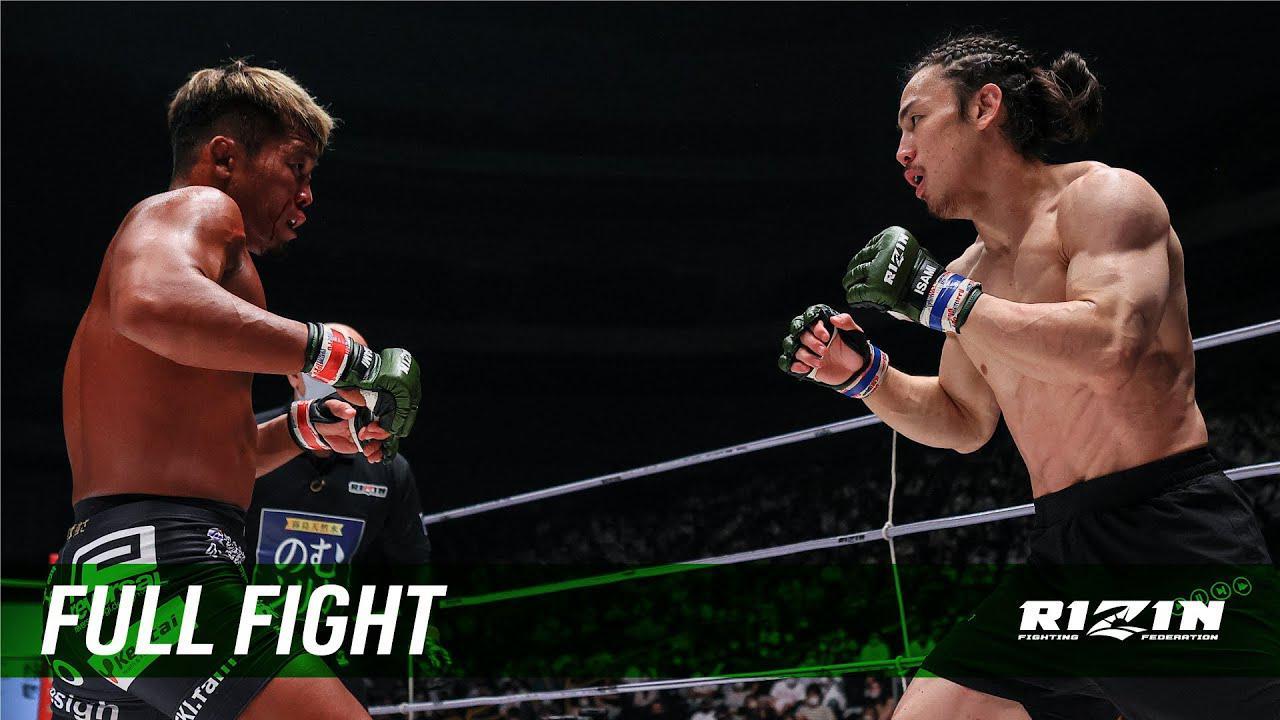 画像: Full Fight | 武田光司 vs. 矢地祐介 / Koji Takeda vs. Yusuke Yachi - RIZIN.30 youtu.be