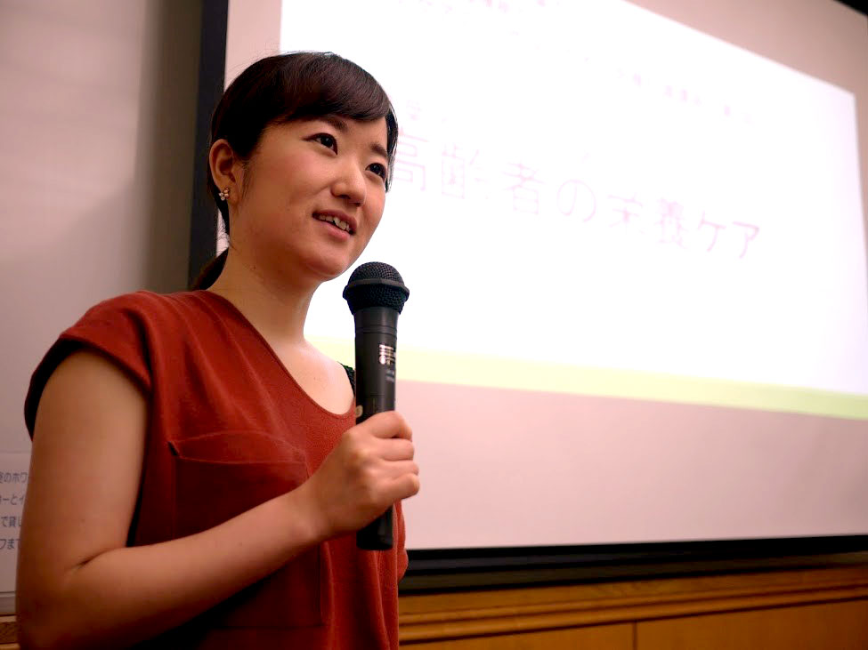 画像: 講師:青葉アーバンクリニック 三島千明医師