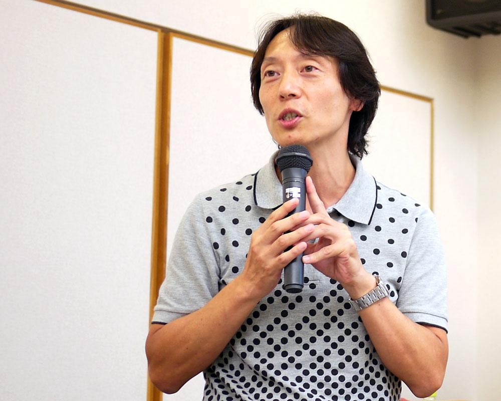 画像: 講師:青葉アーバンクリニック院長 長瀬 健彦医師