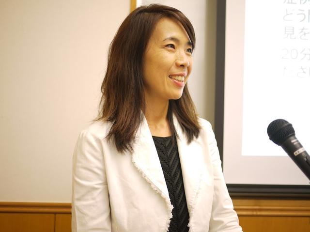 画像: 講師:青葉アーバンクリニック 小林晶子医師