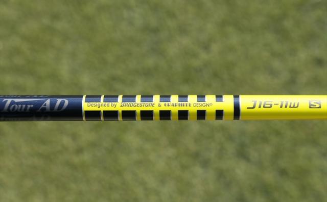 画像: シャフトの長さは45.5インチで軽くてよくしなってくれる