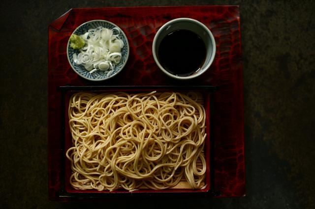 画像2: つるっと啜るのが江戸の粋! 「砂場」の蕎麦