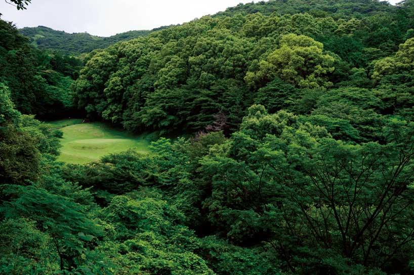 """画像1: """"森の9ホール""""を大冒険! 湯河原カンツリー倶楽部 真鶴コース"""