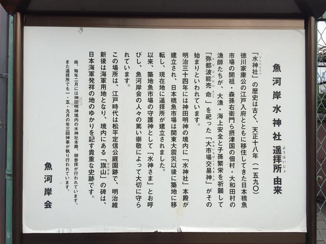画像1: 吉野家は築地市場店から始まった