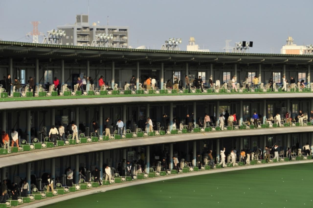 画像: 湯原信光プロ直伝!練習場で上手くなる人 ならない人Vol.1 - みんなのゴルフダイジェスト