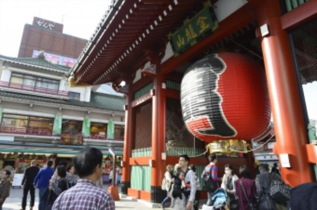 画像1: 月刊ゴルフダイジェスト1月号で紹介した「尾張屋」の上天ぷらそば。