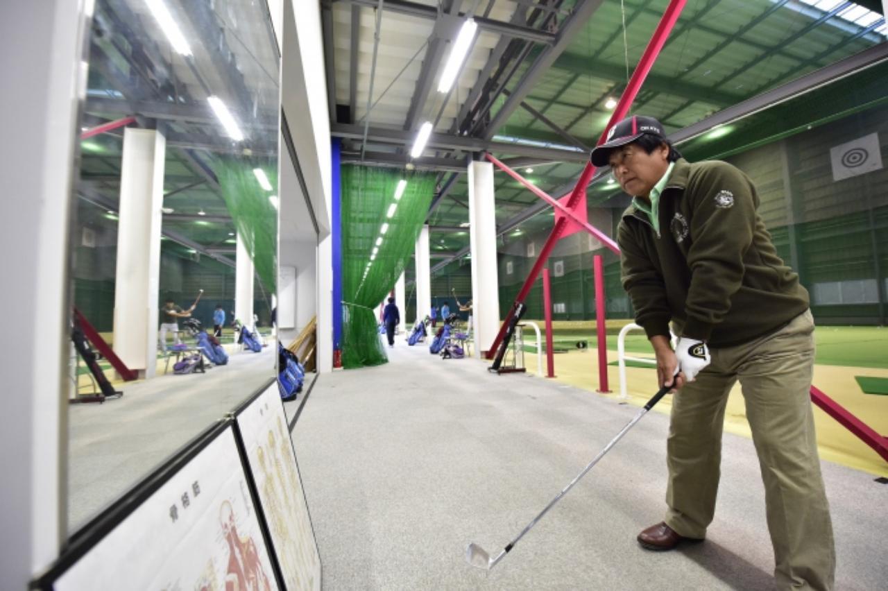 画像: 湯原信光プロ直伝!練習場で上手くなる人 ならない人Vol.3 - みんなのゴルフダイジェスト