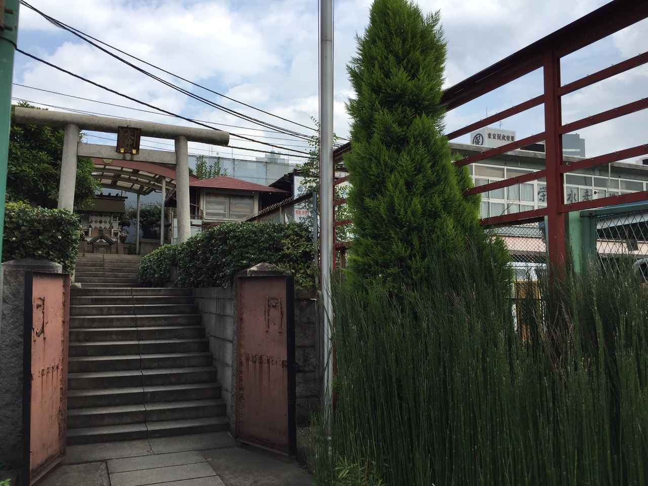 画像: 魚河岸水神社