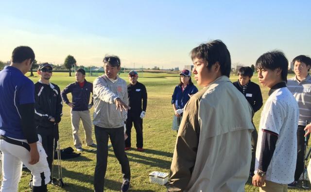 画像1: 第3回バーガーゴルフ!初めてのゴルフ体験