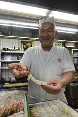 画像6: 月刊ゴルフダイジェスト1月号で紹介した「尾張屋」の上天ぷらそば。
