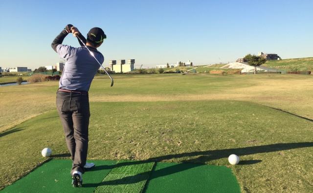 画像3: 第3回バーガーゴルフ!初めてのゴルフ体験
