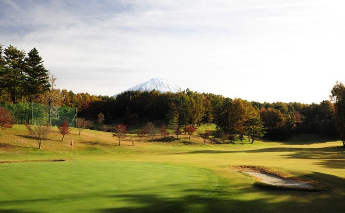 画像: 富士の麓で深呼吸!鳴沢林間ゴルフ場 - みんなのゴルフダイジェスト