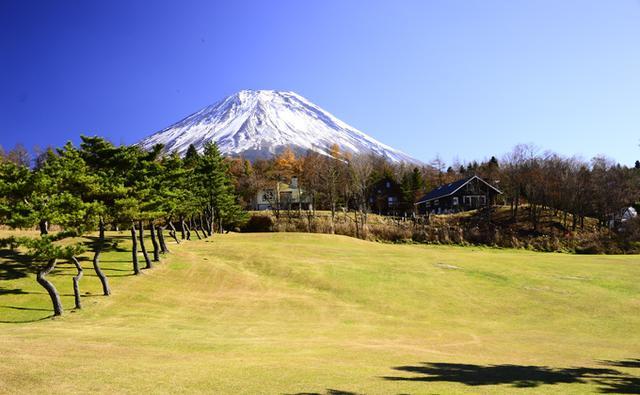 画像: 富士山と南アルプスがお出迎え~! 富士ケ嶺グリーンクラブ - みんなのゴルフダイジェスト