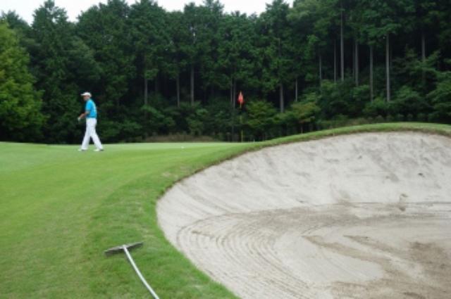 画像10: 麓の地形がそのまま! 大富士ゴルフクラブ