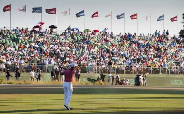 画像: *PGAでは全選手、全ショットのデータを記録している