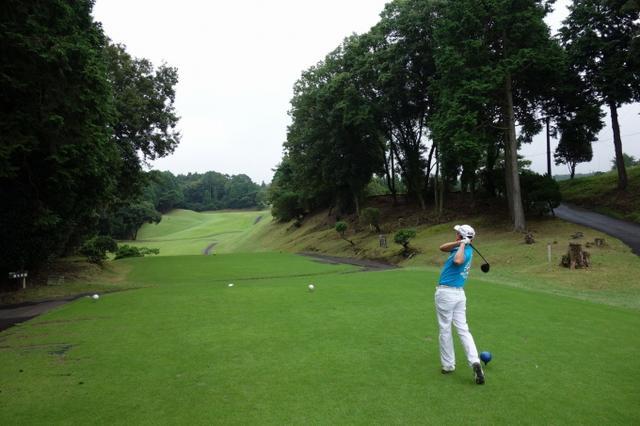 画像4: 麓の地形がそのまま! 大富士ゴルフクラブ