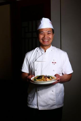 画像: 華正樓さんは北京料理らしく、乾燥食材の香りが特徴。