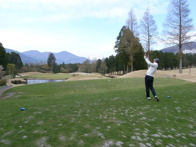 画像3: 「100選」認定第1号は 箱根湖畔ゴルフコース