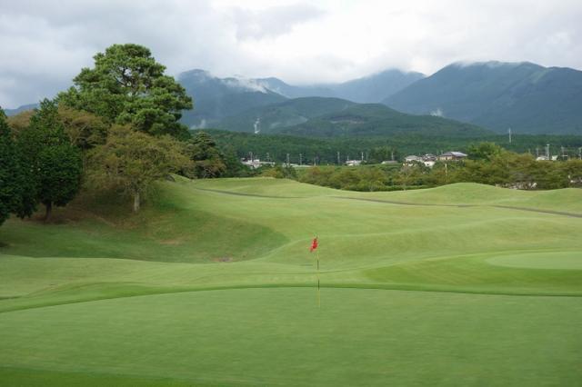 画像3: 麓の地形がそのまま! 大富士ゴルフクラブ