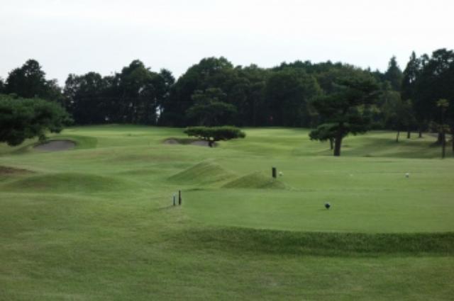 画像8: 麓の地形がそのまま! 大富士ゴルフクラブ