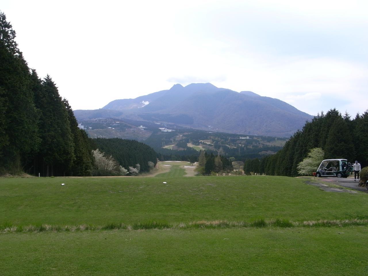 画像2: 「100選」認定第1号は 箱根湖畔ゴルフコース