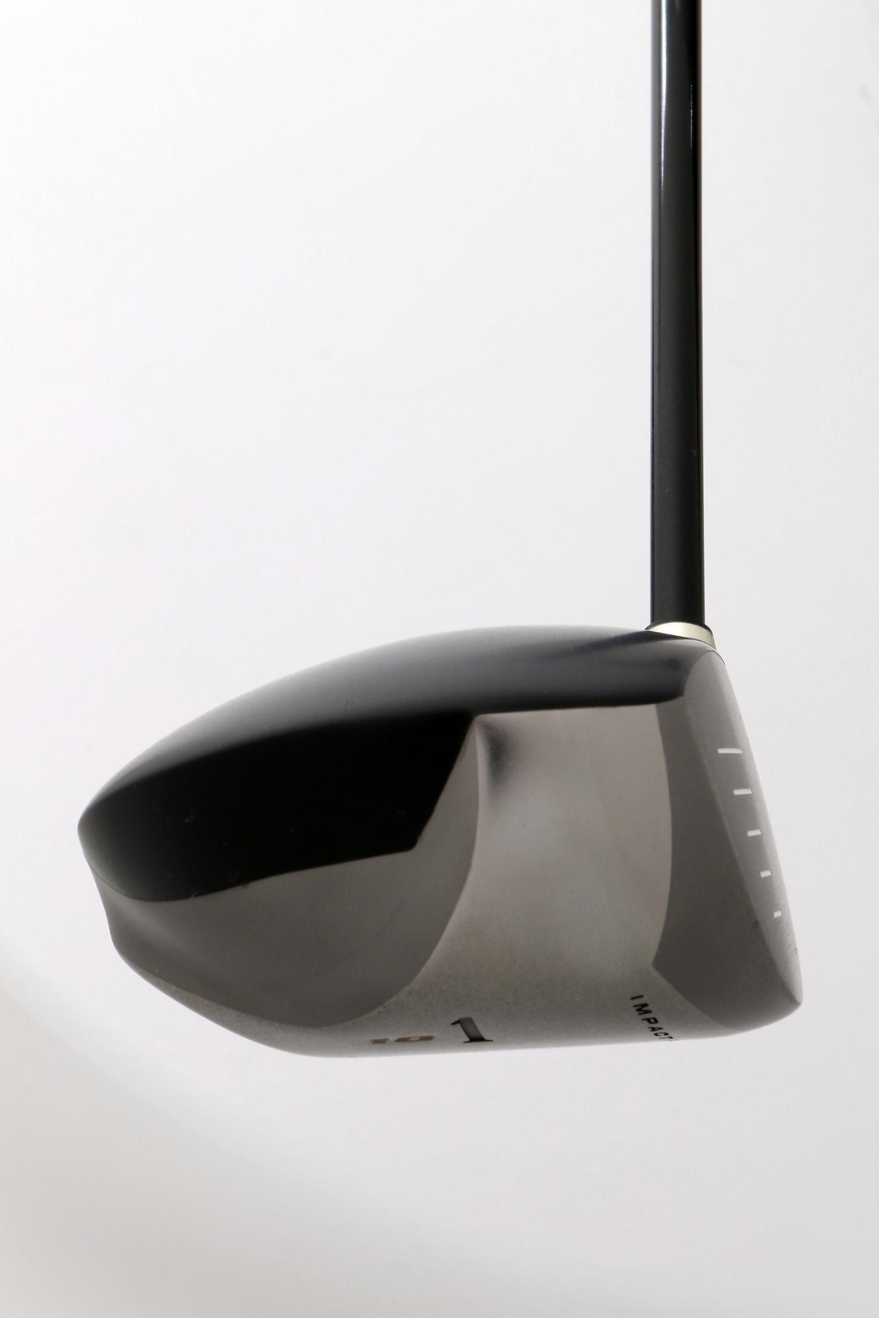 画像4: 4代目XXIO 「オールニューゼクシオ」 2006年発売/ヘッド体積432cc/45インチ ●適合と高反発の2モデルが出た ●適合モデルは3ピース、高反発モデルは2ピースヘッド SLEルールを控えて、適合品と高反発モデルが分かれる。