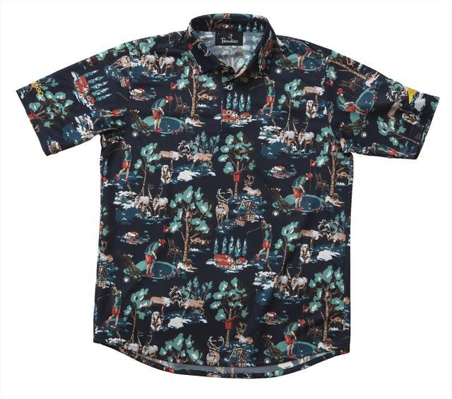 画像: 超個性派ポロシャツ