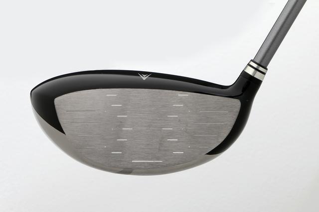 """画像3: 7代目「ゼクシオ  セブン」 2011年発売/460cc/45.5インチ ●ヘッド重量がアップした ●シャフトが軽くなった ●""""代""""がモデル名になる"""