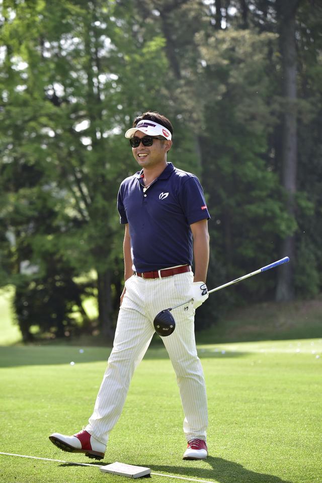 画像: 優勝直後もあってか、始終上機嫌だった池田勇太