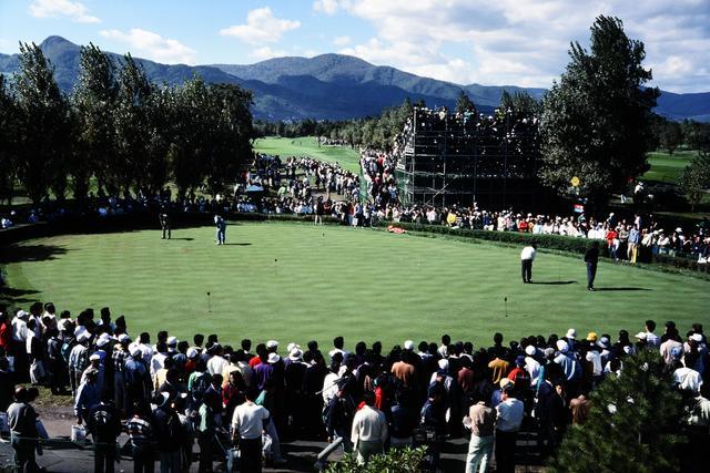 画像: 1990年日本オープン(小樽CC) 「誇りある敗者」その①