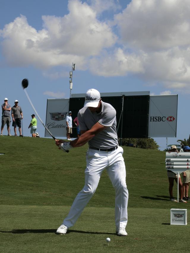 画像5: アダム・スコットのココが凄い! PGAツアー スウィング超解説①