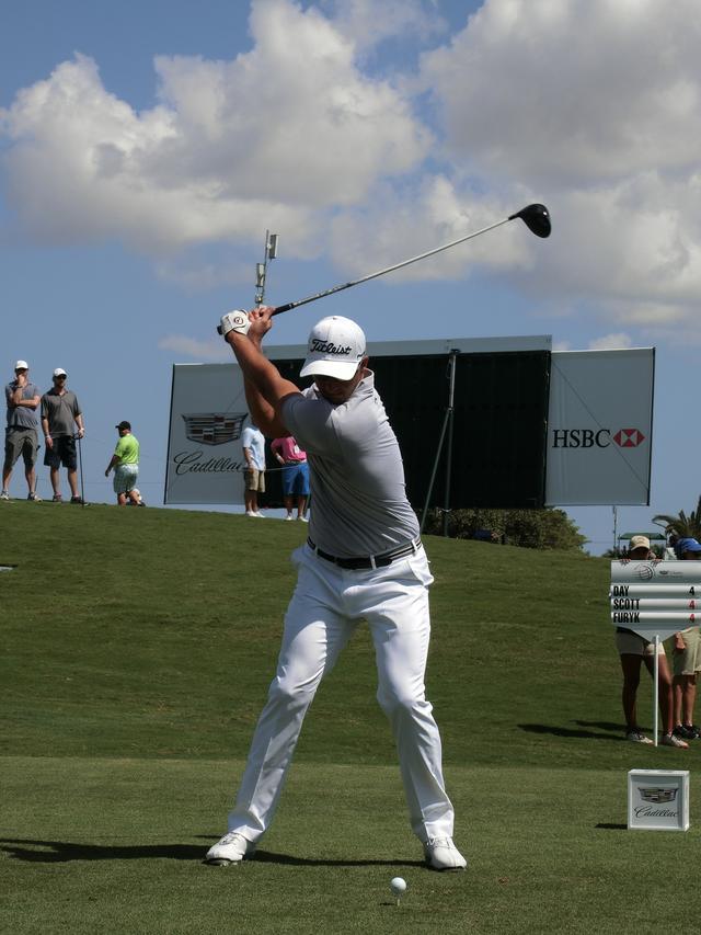 画像4: アダム・スコットのココが凄い! PGAツアー スウィング超解説①