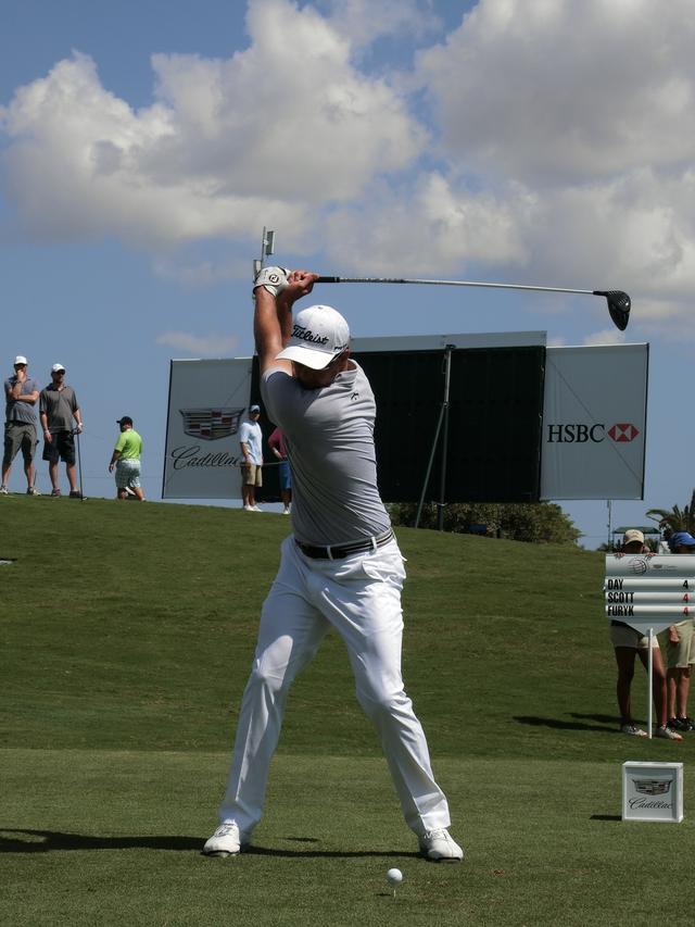 画像3: アダム・スコットのココが凄い! PGAツアー スウィング超解説①