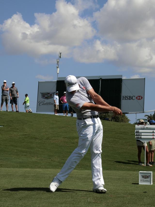 画像6: アダム・スコットのココが凄い! PGAツアー スウィング超解説①