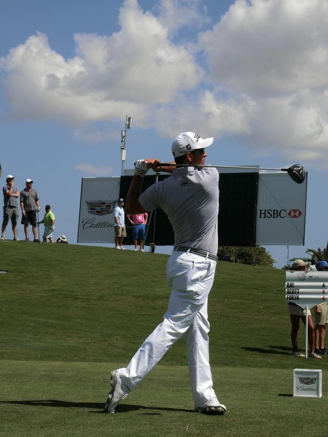 画像8: アダム・スコットのココが凄い! PGAツアー スウィング超解説①