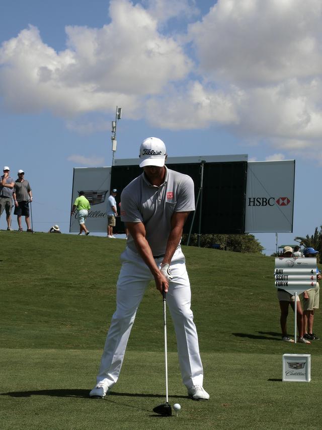 画像1: アダム・スコットのココが凄い! PGAツアー スウィング超解説①