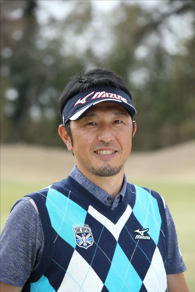 画像: 小林正則(こばやし・まさのり)2013年日本オープン優勝。長身から繰り出すビッグドライブと、それに負けず劣らずの冴えを見せる小技を武器にツアーを戦う