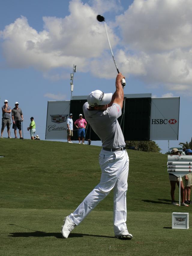 画像7: アダム・スコットのココが凄い! PGAツアー スウィング超解説①