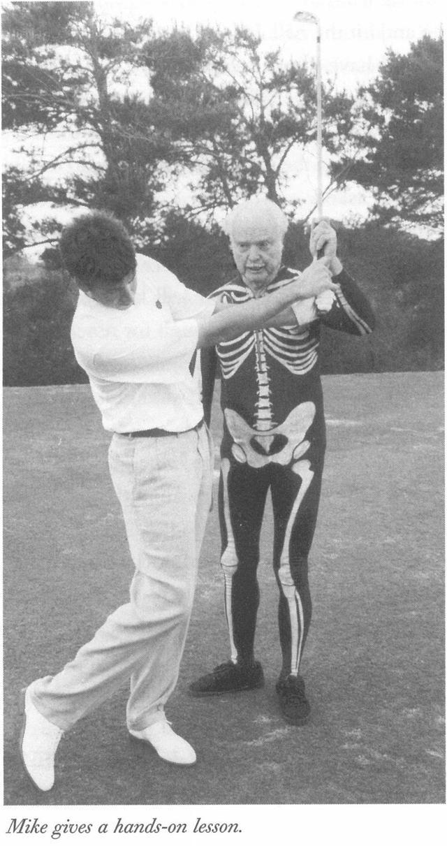 画像: In search of The Greatest Golf Swing Philip Reed著