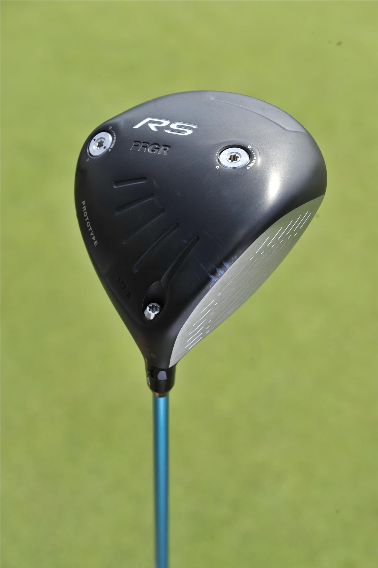 画像: PRGRの新ドライバー RSプロトタイプ - みんなのゴルフダイジェスト