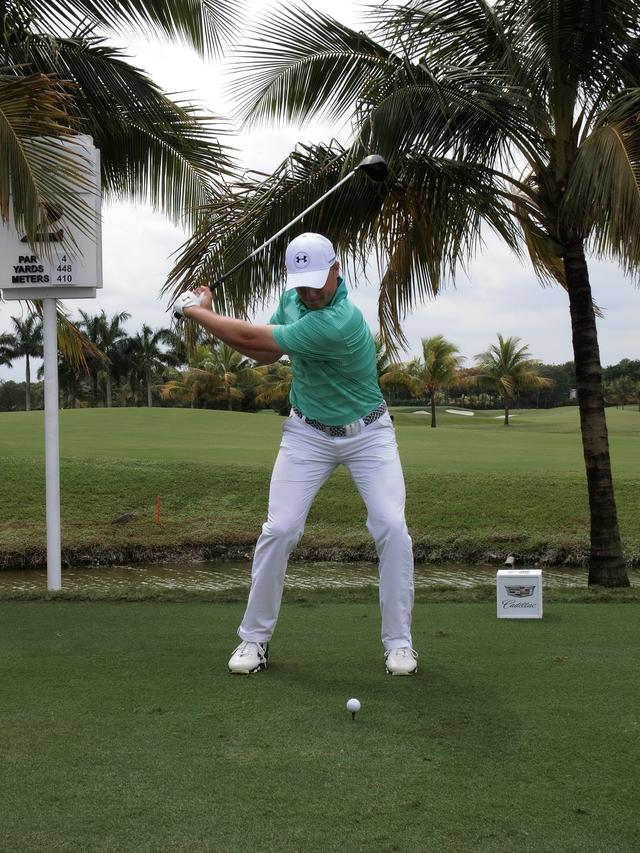 画像4: ジョーダン・スピースのココが凄い!PGAツアー スウィング超解説②