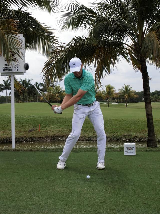 画像5: ジョーダン・スピースのココが凄い!PGAツアー スウィング超解説②
