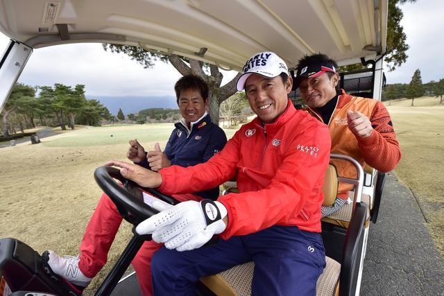 画像: この10時10分に握ったときの両わきの締まりが、ゴルフに役立つのだ