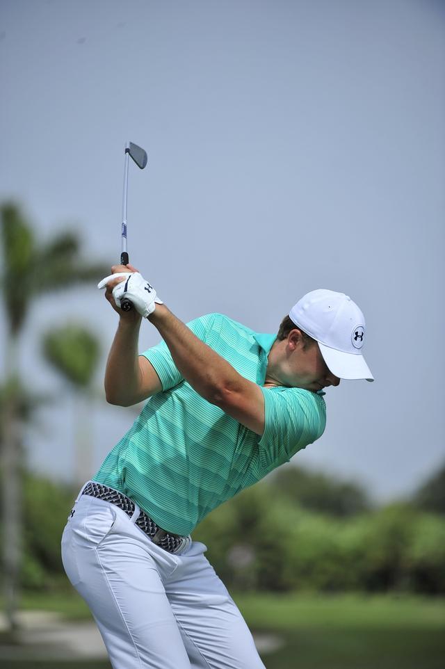 画像9: ジョーダン・スピースのココが凄い!PGAツアー スウィング超解説②