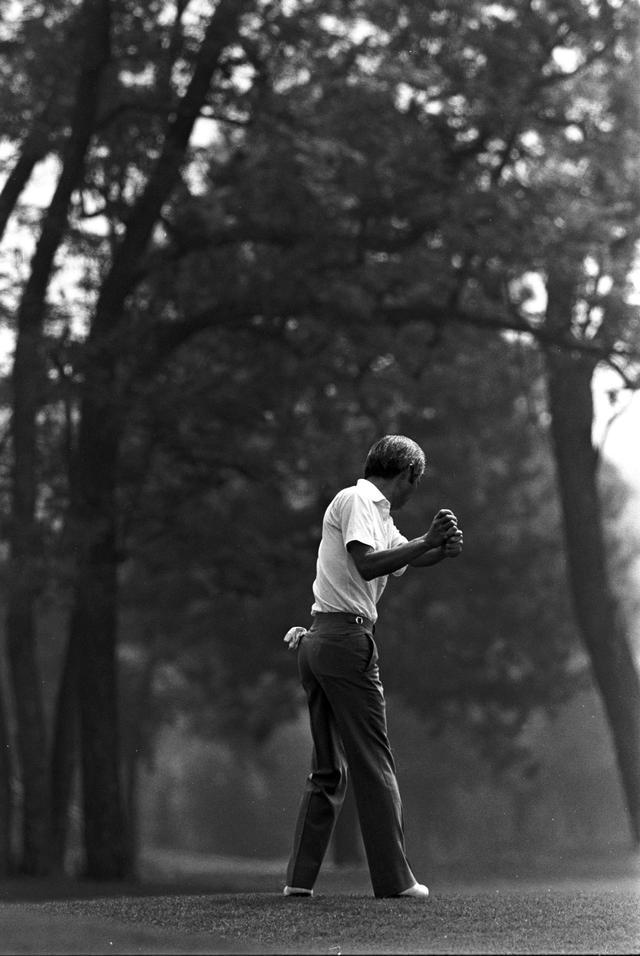 画像2: 中部銀次郎「そんなんだったらゴルフやめろ!」親父の一喝